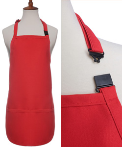 Introducing Break-Away Neck Two Pocket Child Bib Apron!